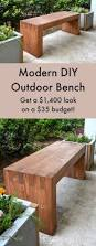 Build Your Own Outdoor Patio Table by Best 25 Patio Bench Ideas On Pinterest Fire Pit Gazebo Pallet
