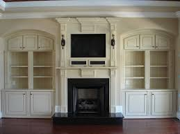 built in shelves around fireplace previous image next image built