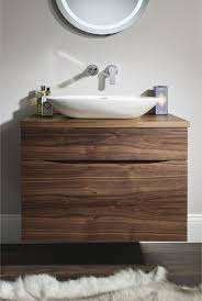 Modern Walnut Bathroom Vanity by Best 25 Bathroom Furniture Ideas On Pinterest Wood Floating