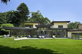Eco Home Designs by Eco Friendly House With A Contemporary Design