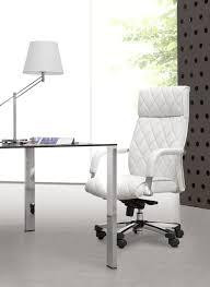 Modern White Office Desks Prepossessing 10 Desk Chairs White Design Ideas Of White Office