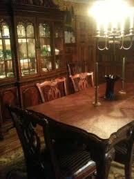 Henkel Harris Dining Room Mahogany Dining Room Chairs Ebay