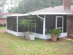 Screen Porch Roof by Living Stingy Screen Room Or Sun Porch