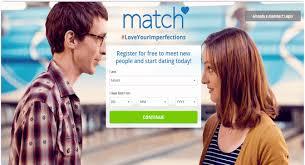 match com  dating site