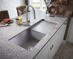 The Advantages And Disadvantages Of Undermount Kitchen Sinks - Granite kitchen sinks pros and cons