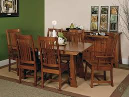 The  Best Craftsman Dining Chairs Ideas On Pinterest - Large dining rooms