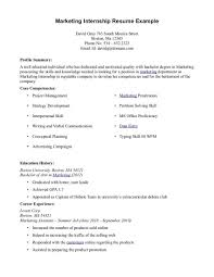 Resume Retail Template Retail Example Resume Resume Cv Cover Letter