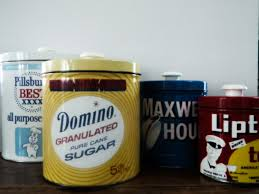 Country Canister Sets For Kitchen Tin Kitchen Canister Sets Vintage Retro Metal Tin Kitchen