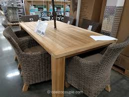 Teak Dining Room Set 100 Teak Patio Table And Chairs Dining Tables Teak Couches