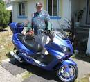 Bob Carter - JMSTAR Nemo 150 -eScooter Club Profile motor-scooters-guide.com
