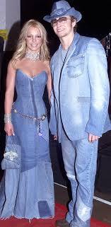 Britney Spears  amp  Justin Timberlake     s Denim Date Happened    Years     E  Online