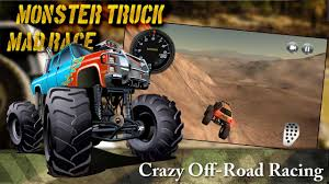 monster truck racing super series monster truck mad race android apps on google play