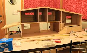 Miniature Dollhouse Plans Free by 7 Steps And 70 Hours For Kate U0027s Diy Dollhouse From Scratch