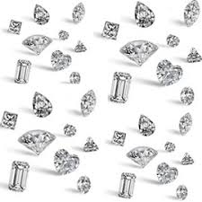 HRD certified diamonds