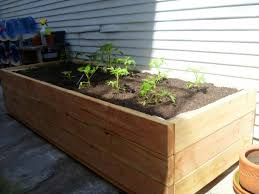 garden design garden design with diy planter box get your
