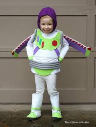 diy kids buzz lightyear no sew halloween costume buzz lightyear