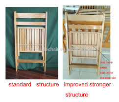 Wood Slat by Wood Slat Folding Chair Wood Slat Folding Chair Suppliers And