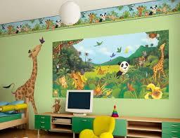 Оформление стен в детской комнате. Советы и рекомендации.