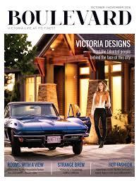 Elements Home Design Salt Spring Island Boulevard Magazine October November 2016 Issue By Boulevard