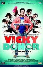 Vicky Donor (2012) [Vose]