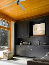 ceiling small apartment wood imanada modern fan wooden black