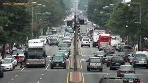 Washington Traffic Map by Washington Dc Youtube