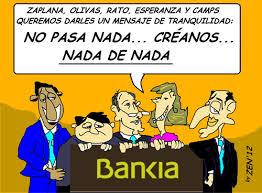 Bankia, no pasa nada