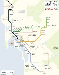 Amtrak Capitol Corridor Map by San Diego Plans Extension To Its Trolley Network Mostly Skipping