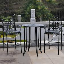 Cast Iron Patio Set Table Chairs Garden Furniture - shop patio dining sets at lowes com