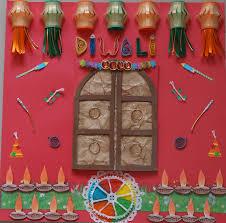 how to make a diwali scrapbook page hobby mela