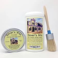 amazon com chalk finish paint mix by dover u0027s make your own