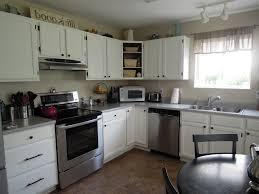 modern white kitchens eight light brush nickel island lighting