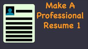 cover letter vs resume professional resume cover letter 1 installing latex youtube