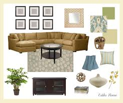 estilo home client design board california living room