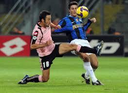 Inter Milan - Palermo vidéo buts 3-2
