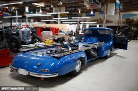 How Many Square Feet Is A 1 Car Garage The Ultimate Hobby Shop Jay Leno U0027s Garage Speedhunters