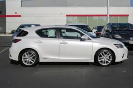 lexus ct hybrid performance pre owned 2015 lexus ct 200h hybrid hatchback in san jose rr4240