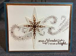 starlight bundle christmas card handmade cards pinterest