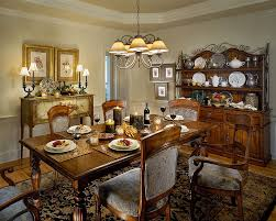 Colonial Dining Room Chairs Dining Room Old Painted Chairs And Table Give The Dining Room A