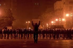 Революция в Египте и Грузия