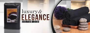 purple bed amazon black friday amazon com cotton bleach proof salon towels 24 pack black 16x27