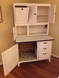 Enamel Kitchen Cabinets by Antique Kitchen Cabinet Ebay