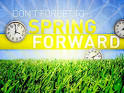 My Life & Everything In Between: SPRING FORWARD