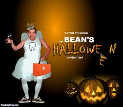 link halloween mr beans halloween movie pictures freaking news