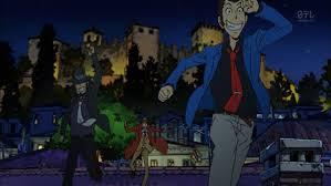 Lupin III (2015) episode 1