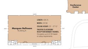 Mandalay Bay Floor Plan by Meeting Facilities Mgm Grand Las Vegas
