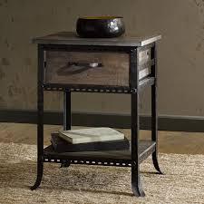 nightstand embossed metal nightstand metal cart nightstand metal