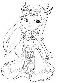 zelda coloring pages for boys coloringstar