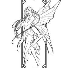 book report  middot  Fantasy Coloring Pages For Adults   AZ Coloring Pages