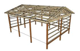 house plan pole barn blueprints pole barns cost pole barn